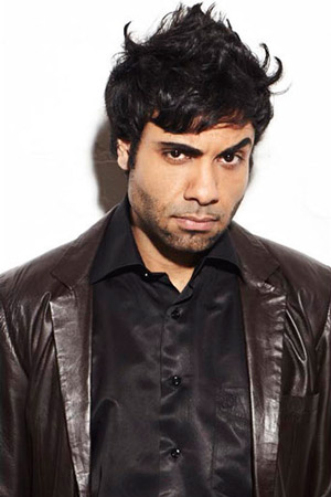Stand Up For The Week. Paul Chowdhry. Copyright: Open Mike Productions.