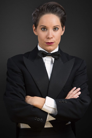 Suzi Ruffell. Copyright: Andy Hollingworth.