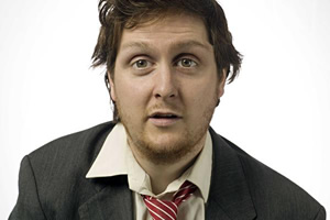All Bar Luke. Luke Walsall (Tim Key). Copyright: Angel Eye Media.