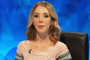 Katherine Ryan to host 8 Out Of 10 Cats Does Countdown special