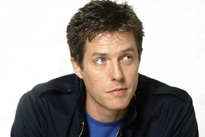 About A Boy. Will Freeman (Hugh Grant).