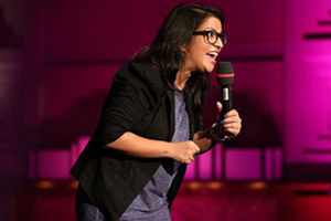 The Asian Network Big Comedy Night. Aditi Mittal. Copyright: BBC.