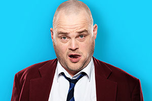 Al Murray. Copyright: Avalon Television.