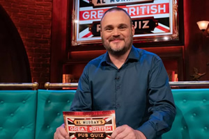 Al Murray hosts our quiz