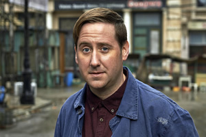 The Aliens. Dominic (Jim Howick). Copyright: Clerkenwell Films.