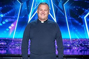Allan Finnegan on Britain's Got Talent semi-final