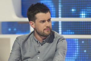 A League Of Their Own. Jack Whitehall. Copyright: CPL Productions.