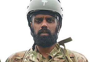 A League Of Their Own. Romesh Ranganathan. Copyright: CPL Productions.