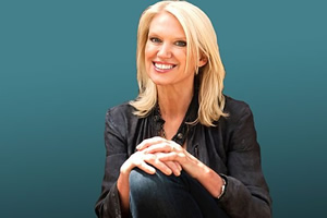 Anneka Rice writing sitcom about her fake agent