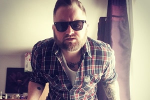 Arron Crascall to publish book