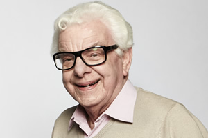 Jo Brand's Great Wall Of Comedy. Barry Cryer. Copyright: STV Productions.