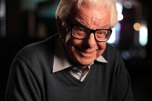 Barry Cryer.