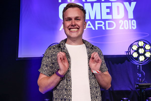 BBC New Comedy Award. Josh Jones. Copyright: BBC.