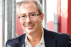Ben Elton returns to stand-up