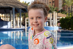 Benidorm. Jodie Dawson (Honor Kneafsey). Copyright: Tiger Aspect Productions.