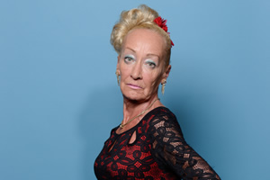 Benidorm. Loretta (Kate Fitzgerald). Copyright: Tiger Aspect Productions.