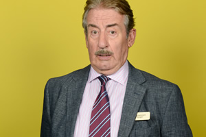 Benidorm. Monty (John Challis). Copyright: Tiger Aspect Productions.