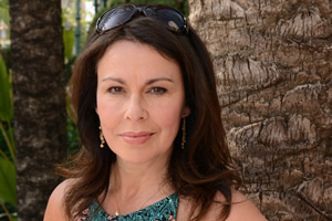 Benidorm. Sheron Dawson (Julie Graham). Copyright: Tiger Aspect Productions.