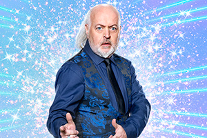 Bill Bailey - Strictly Come Dancing interview