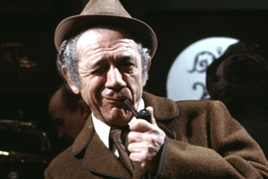 Bless This House. Sid Abbott (Sid James). Copyright: Thames Television.