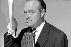 Bob Hope. Copyright: BBC.