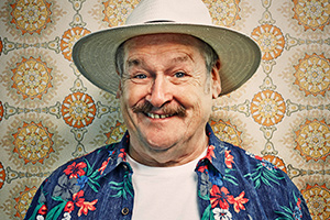 Mount Pleasant. Barry Harris (Bobby Ball). Copyright: Tiger Aspect Productions.