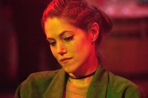 Bounty Hunters. Leah Walker (Charity Wakefield). Copyright: Cave Bear Productions.