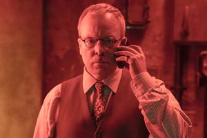 Bounty Hunters. Colin McQueen (Steve Pemberton). Copyright: Cave Bear Productions.