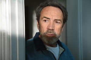 Bounty Hunters. Nigel Walker (Robert Lindsay). Copyright: Cave Bear Productions.