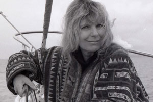 Artsnight: A Tribute To Carla Lane. Carla Lane. Copyright: BBC.