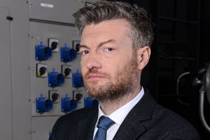 Charlie Brooker's Weekly Wipe. Charlie Brooker. Copyright: House Of Tomorrow / Zeppotron.