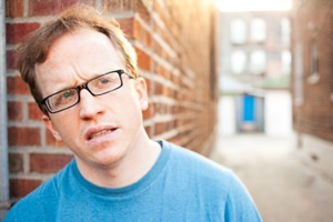 Chris Gethard.