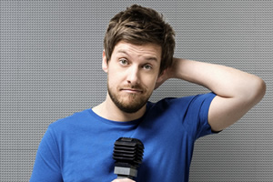 Feeding Chris Ramsey