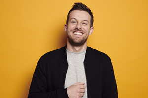 Chris Ramsey joins Strictly 2019