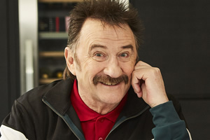 Paul Chuckle interview