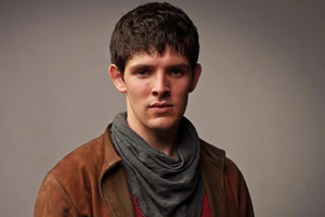 Merlin. Colin Morgan. Copyright: BBC.