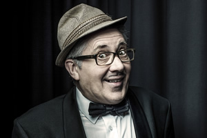 Count Arthur Strong interview