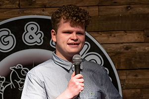 Dan Tiernan wins Beat The Frog 2020 competition