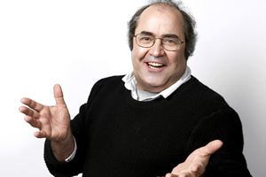 Danny Baker's stand-up tour