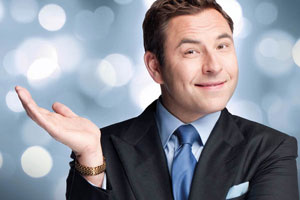 Wall Of Fame. David Walliams. Copyright: CPL Productions.