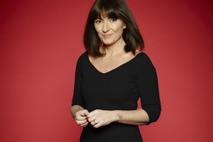 The Nightly Show. Davina McCall.