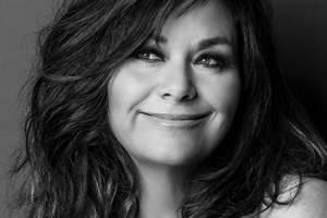 Dawn French. Copyright: Trevor Leighton.