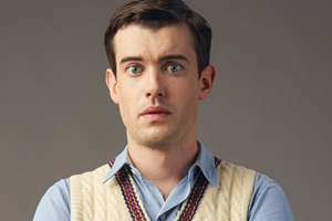 Decline And Fall. Paul Pennyfeather (Jack Whitehall).