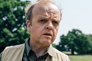 Detectorists. Lance Stater (Toby Jones). Copyright: Channel X.
