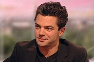 Dominic Cooper in Peacock