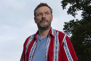 Flowers. Maurice (Julian Barratt). Copyright: Kudos Productions.