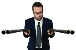 Gary Delaney. Copyright: Andy Hollingworth.