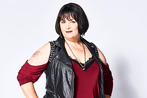 Gavin & Stacey. Nessa (Ruth Jones).