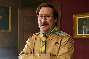 Ghosts. Pat (Jim Howick). Copyright: Monumental Pictures.