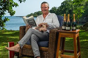Guy Kennaway wins 2021 Wodehouse Prize